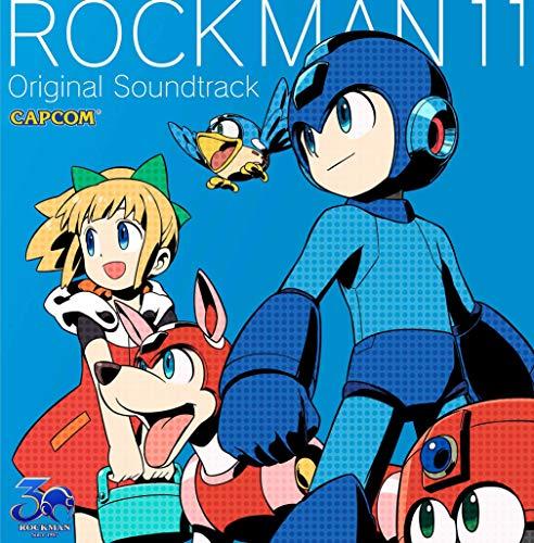 ロックマン11 運命の歯車!! オリジナルサウンドトラック