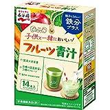永谷園 子供と一緒においしい!フルーツ青汁 72.8g