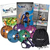 Burnout by Gwee Gym - High Intensity Fitness Program based on HIIT and RIPT - Complete System Includes Gwee Gym Pro,