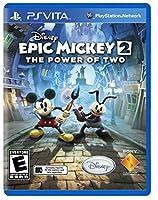 Disney Epic Mickey 2: Power of Two Rare NTSC Version [並行輸入品]