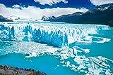 1000ピース ジグソーパズル めざせ!パズルの達人 世界の絶景 ペリト・モレノ氷河-アルゼンチン(50x75cm)