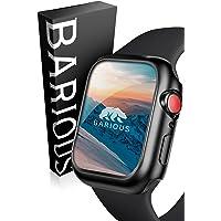 BARIOUS BARIGUARD3 for AppleWatch アップルウォッチ用 防水 保護ケース マットブラック…