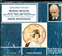 Madama Butterfly-Complete Opera