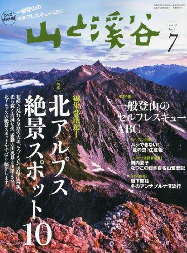 山と溪谷2013年7月号の詳細を見る