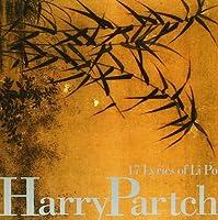 Seventeen Lyrics of Li Po by Harry Partch (1995-11-21)