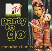 MTV Party To Go Candadian Limited Edition [並行輸入品]