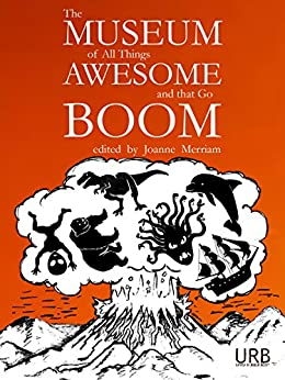 The Museum of All Things Awesome and that Go Boom by [Liu, Ken, Richardson, Leonard, Luce, Kelly, Pflug, Ursula, Satifka, Erica, Oltion, Jerry, Nagamatsu, Sequoia, Fortmeyer, Kendra, Comer, Jim]