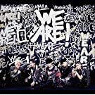 WE ARE!(初回生産限定盤)(DVD付)