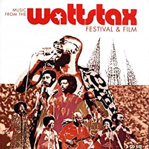 Music from the Wattstax...