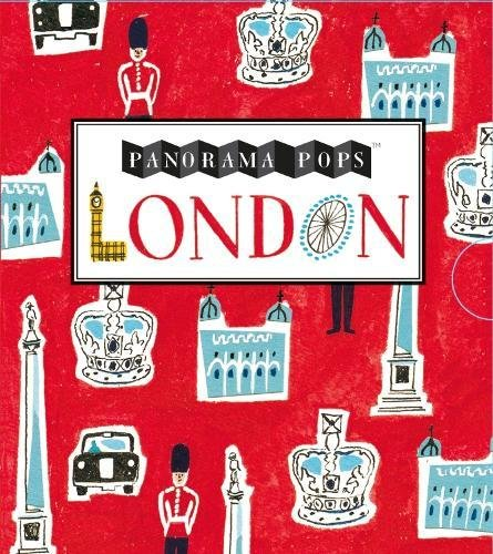 London: An Expanding 3-D City Skyline (Panorama Pops)の詳細を見る