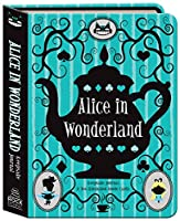 Alice in Wonderland Keepsake Journal: Includes 10 Illustrated Quote Cards