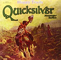 HAPPY TRAILS [LP] [12 inch Analog]