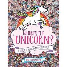 Where's the Unicorn?: A Magical Search Book