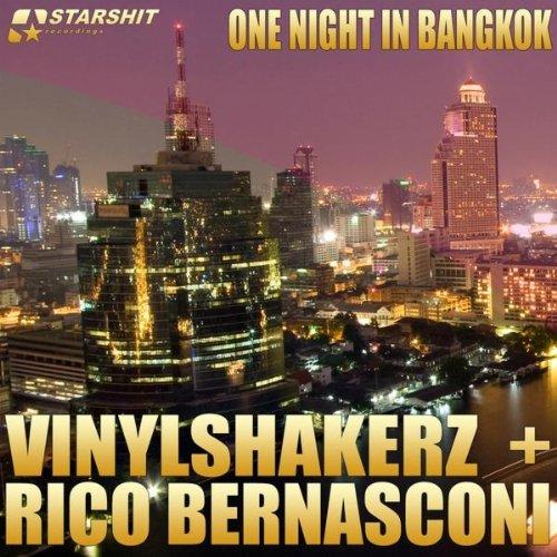 One Night In Bangkok (Vinylshakerz . Screen Cut)