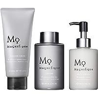 【セット買い】 マニフィーク (magnifique) 3ステップセット 洗顔料130g・化粧水200ml・乳液150m…