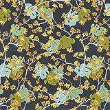 生のり付き壁紙 レトロ花柄セレクション/サンゲツ RESERVEリザーブ(販売単位1m)RE-2765