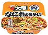 ニュータッチ 大阪なにわの焼そば 127g ×12食