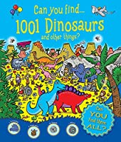 Can You Find 1001 Dinosaurs and Other Things? (Who's Hiding?)