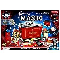 Fantasma Legends of Magic 250+ Tricks kit with Instructional DVD and Bonus App Trick by Fantasma [並行輸入品]