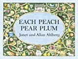 Each Peach Pear Plum (Pocket Puffin)