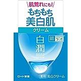Hada Labo Rohto Shirojyun Deep Whitening Cream, 50g