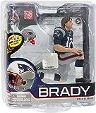 トム・ブレイディ マクファーレンNFL 27 ペイトリオッツ ネイビー Tom Brady