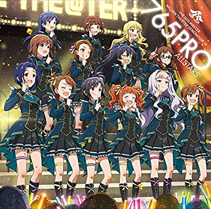THE IDOLM@STER MILLION THE@TER GENERATION 18 765PRO ALLSTARS