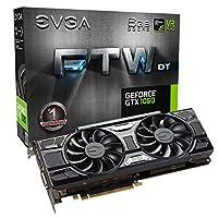 EVGA GeForce GTX 1060ゲームグラフィックカード( 06g-p4–6161-kr ) 6GB 06G-P4-6266-KR