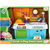 LeapFrog Scrub & Play Smart Sink Pretend Play Toy
