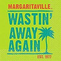 ハワイアンルアウ' Margaritaville ' Small Napkins ( 16ct )