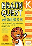 Brain Quest Workbook Kindergarten -