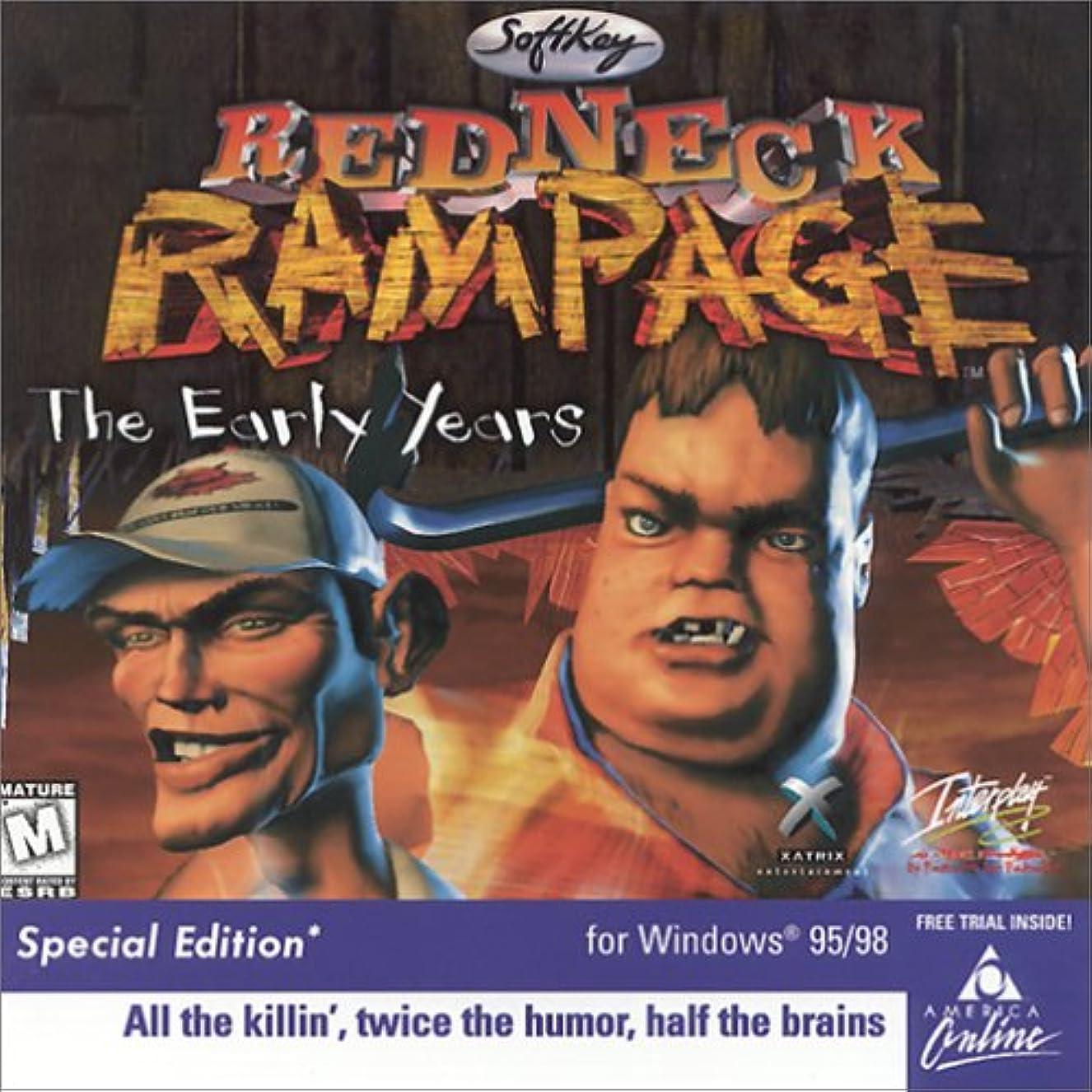 動機付けるタイトル消化器Redneck Rampage (Jewel Case) (輸入版)