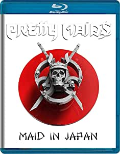 Maid In Japan - Future World Live 30th Anniversary [Blu-ray]