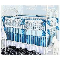 Caden Lane Luxe Collection Preston Crib Bedding Set by Caden Lane