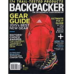 Backpacker [US] April 2015 (単号)