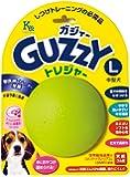 GUZZY(ガジィ―) 犬用おもちゃ GUZZY ガジィ―トレジャーL グリーン L サイズ (ケース販売)