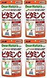 【まとめ買い】アサヒグループ食品 ディアナチュラスタイル ビタミンC 60日分(120粒)×4個