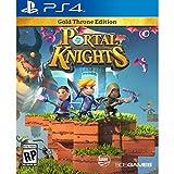Portal Knights Gold Throne Edition PlayStation 4 ポータルナイツゴールド王座版プレイステーション4 北米英語版 [並行輸入品]