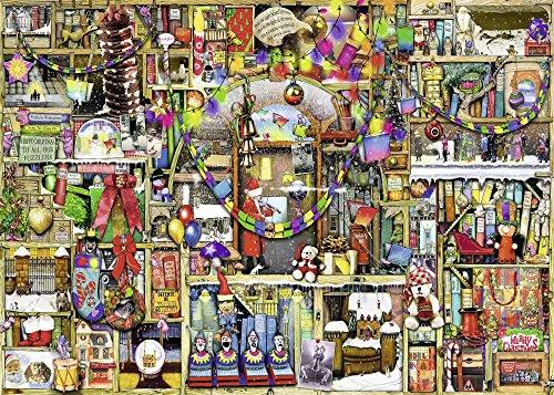 Ravensburger - Christmas Cupboard - Thompson 1000pc Jigsaw Puzzle