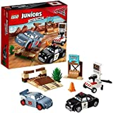 Lego Juniors Cars 3 Willy's Butte Speed Training 10742 Playset Toy