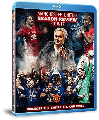 Manchester United Season Review 2016 / 2017 [Blu-ray] [Import]
