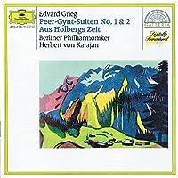 Grieg: Peer-Gynt-Suiten No. 1 & 2 / Aus Holbergs Zeit (2001-12-21)