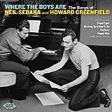 Where the Boys Are: Songs of Neil Sedaka & Howard