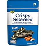 Tong Garden Crispy Seaweed with Almond Slices Original, 40g