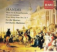 Handel;Royal Fireworks/Mess