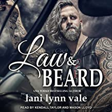 Law & Beard: Dixie Warden Rejects MC Series, Book 8