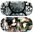 Premium Skin Decals Stickers For PlayStation PS Vita Original 1st Generation PCH-1000 Series Consoles - POP SKIN Steins Gate #02 + Free Gift Screen Protector Film + Wallpaper Screen Image by POP SKIN [並行輸入品]