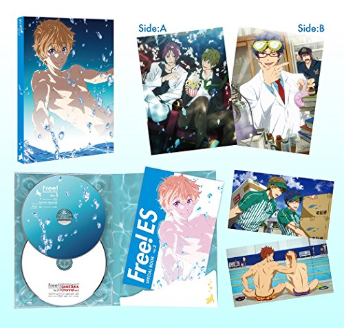 Free! -Eternal Summer- 3 [Blu-ray]の詳細を見る