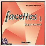 agnes b. Facettes 1. Begleit CD-ROM. Ab Windows 95/b / NT 4.0. / SP5: Ein Französischkurs