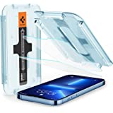 Spigen EZ Fit Tempered Glass Screen Protector for iPhone 13 Pro Max - 2 Pack